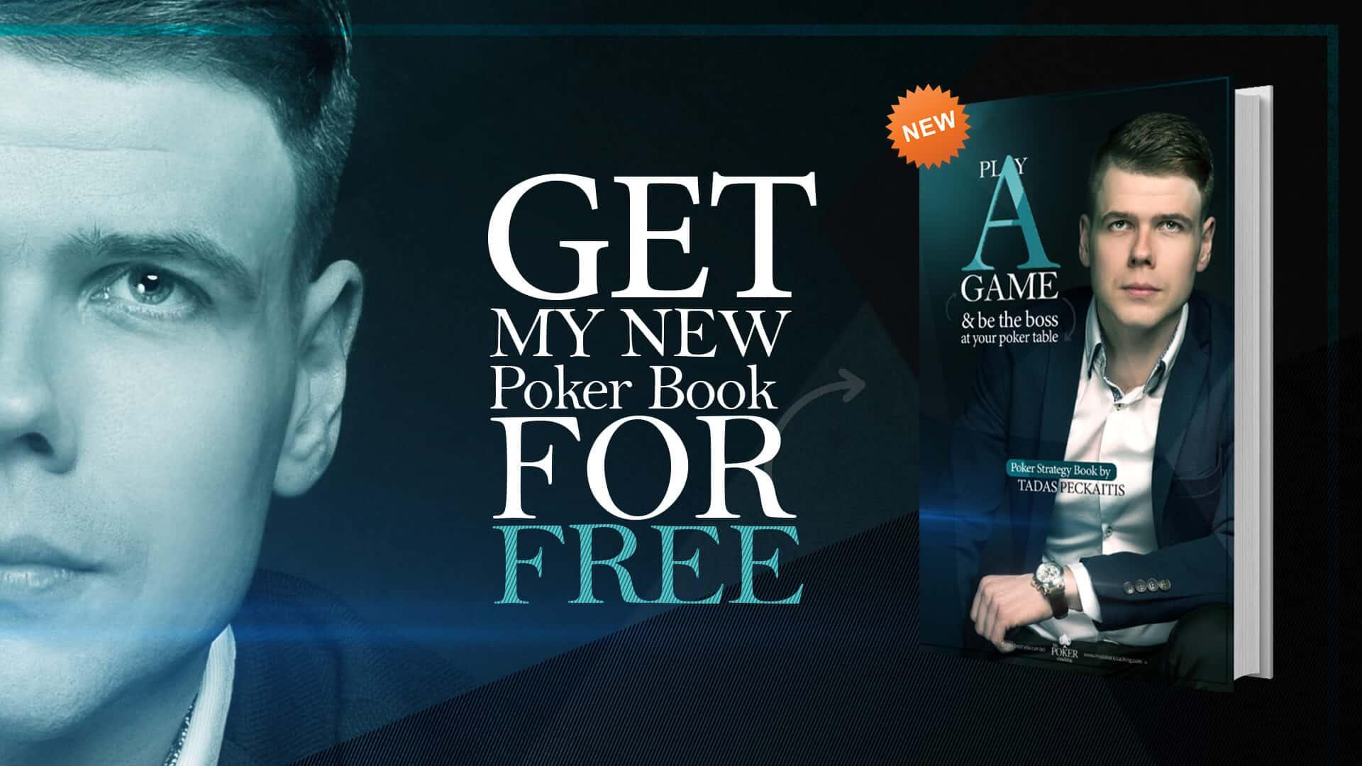free poker book