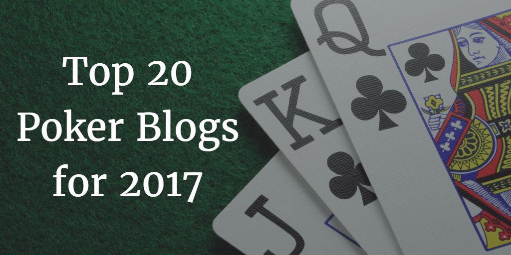 Poker Blogs for 2017