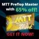 MTT preflop master