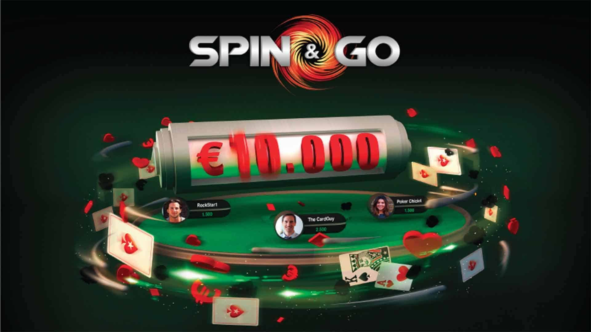 Poker spin and go strategy