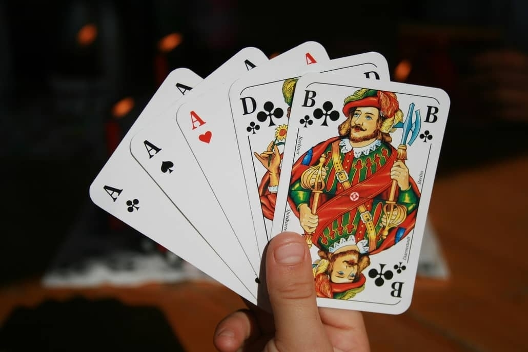 five card draw poker rules
