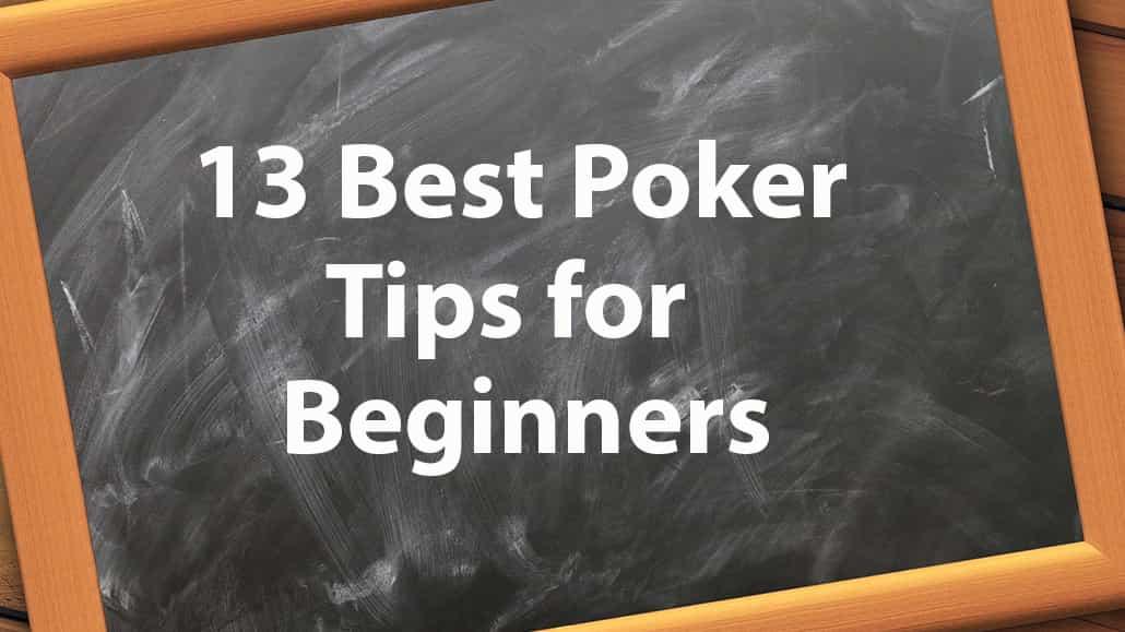 top best poker tips for beginners 2020