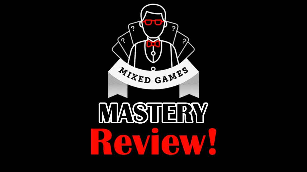 mixed games mastery review upswing poker strategy