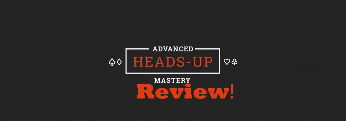 advanced heads up mastery strategy review - upswing poker