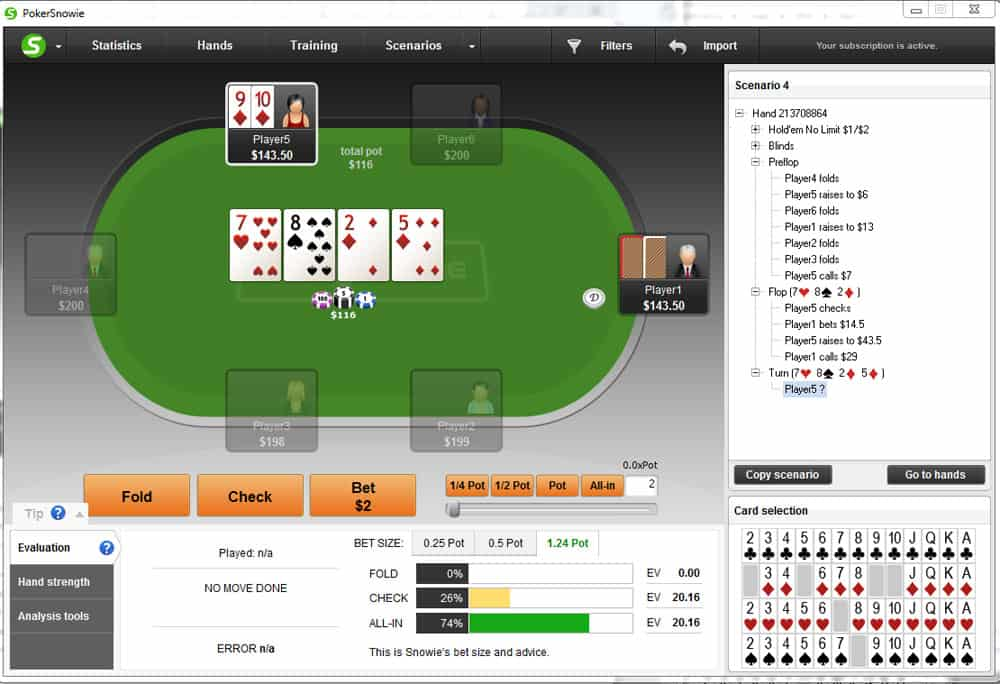 Playing draws out of position poker
