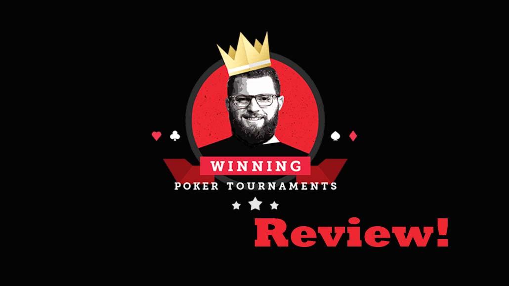 Winning poker tournaments review Nick Petrangelo strategy