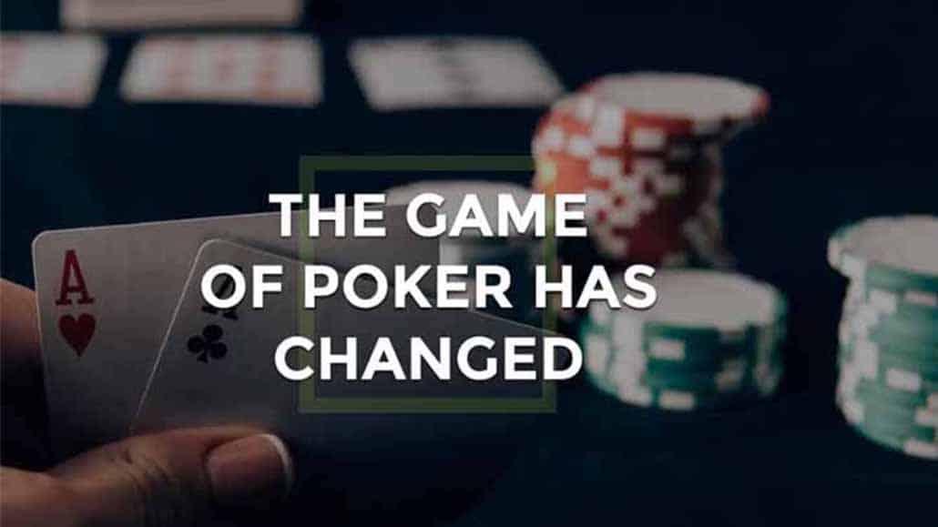 poker game has changed elliot roe
