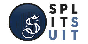 split suit logo