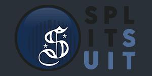 split suit logo