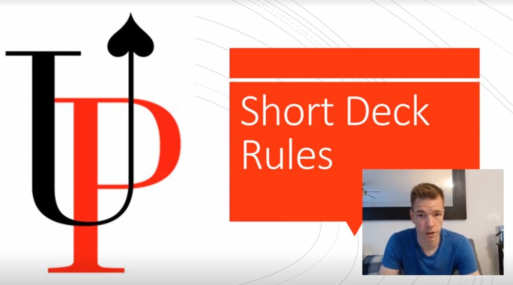 short deck poker rules kane kalas