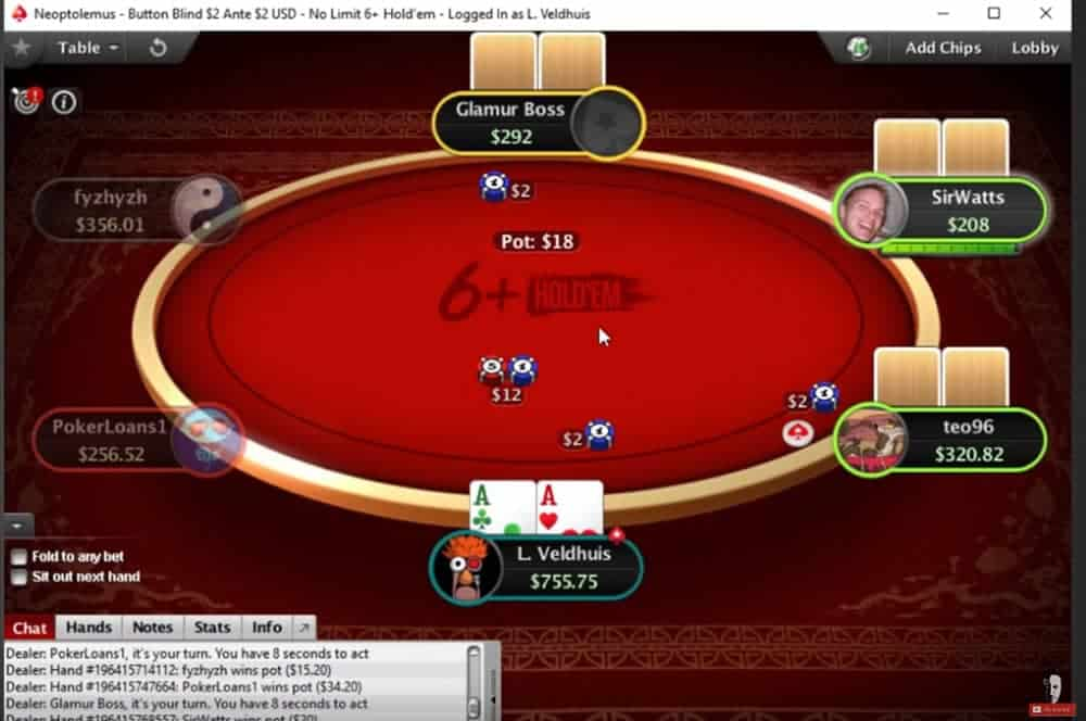 short deck poker rules limping strategy