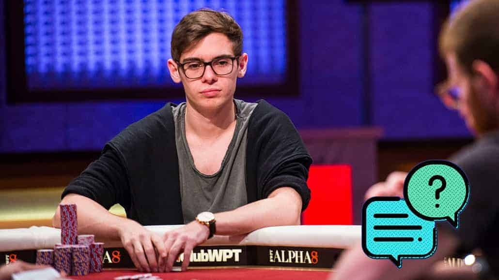Fedor Holz Interview The Rise Of The Legend And His Poker Strategy Tips