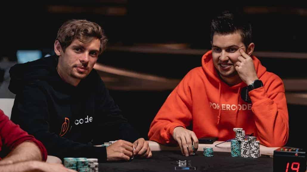 pokercode Matthias Eibinger strategy