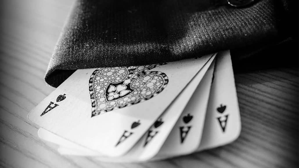 what is angle shooting in poker
