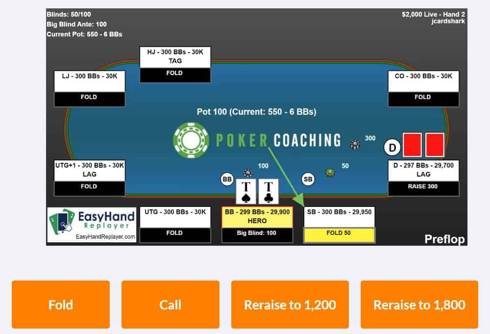 Jonathan Little Poker coaching quizzes