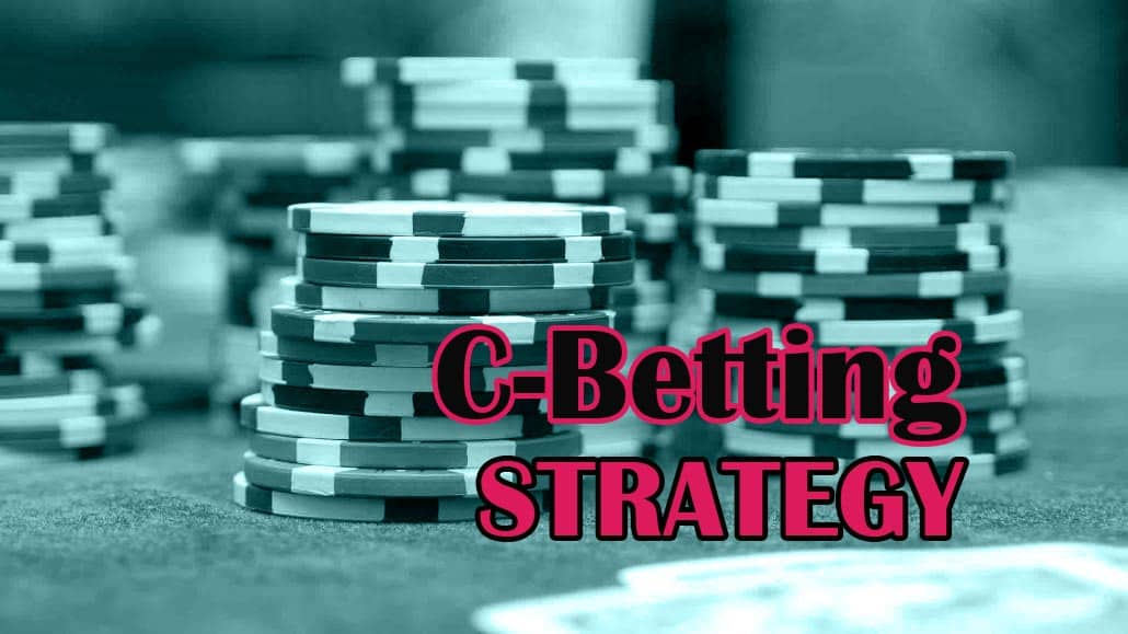 continuation bet c-bet strategy