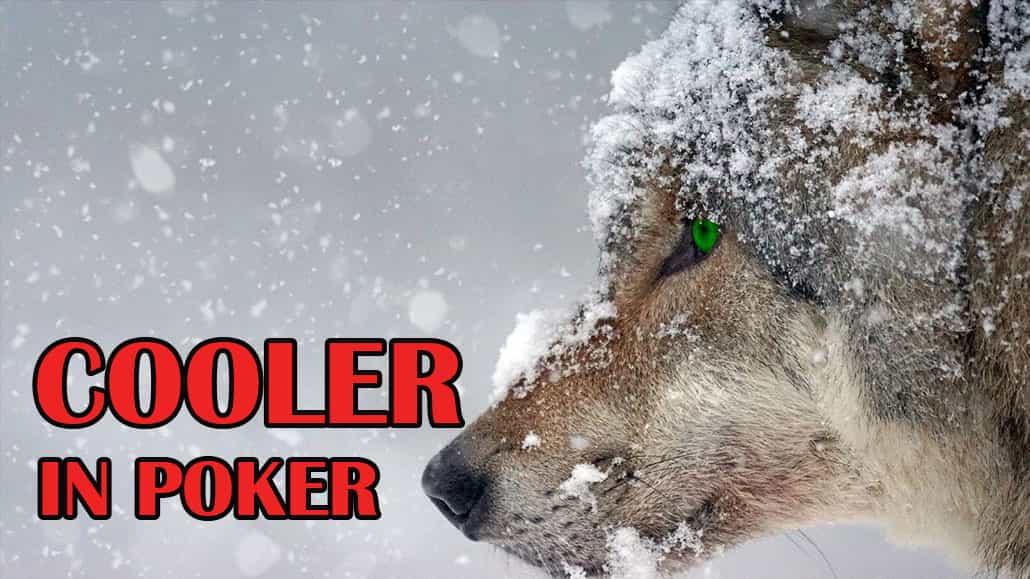 poker cooler
