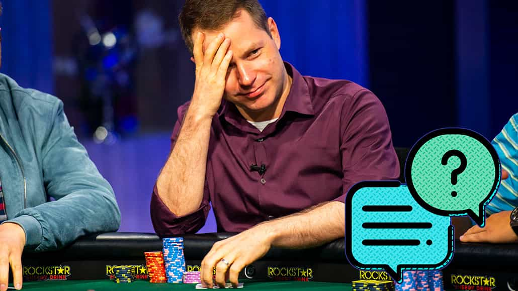 Jonathan Little interview poker journey