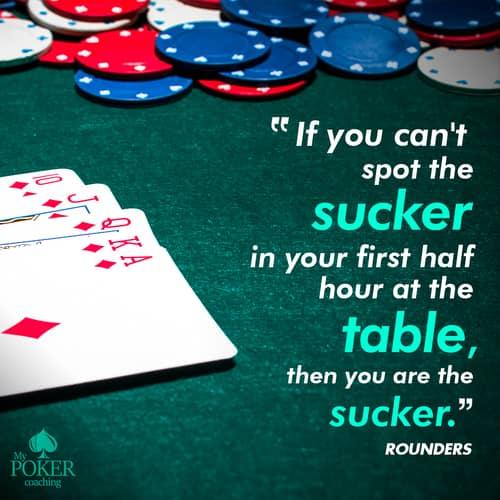 1. famous best poker quotes