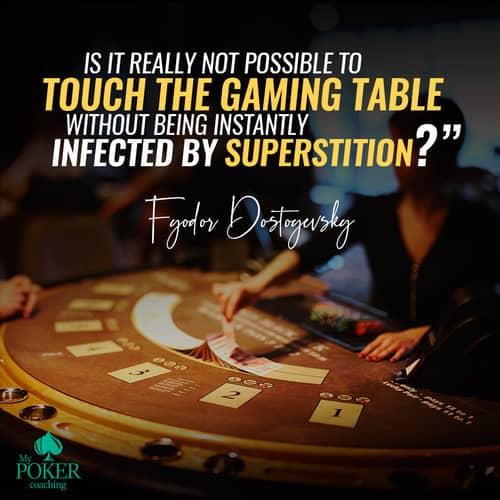101. poker sayings
