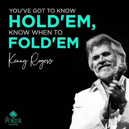 106. poker sayings