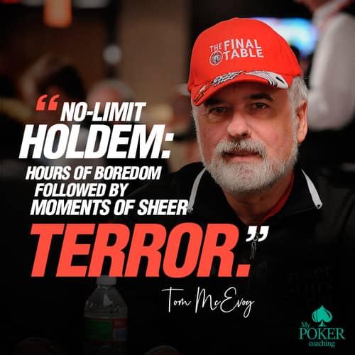 109. poker sayings