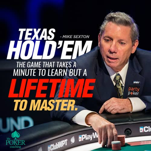 13.best poker quotes Mike Sexton