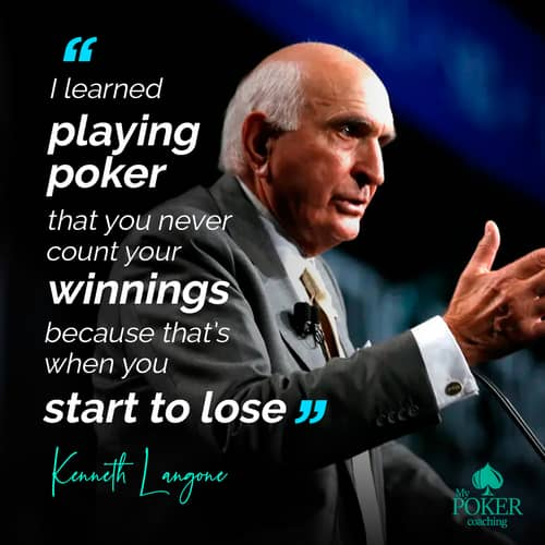 27. top poker quotes inspirational