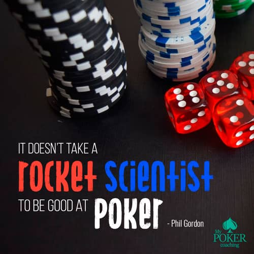 30. inspirational poker quotes