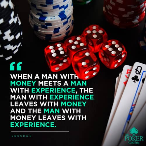36. inspirational poker quotes