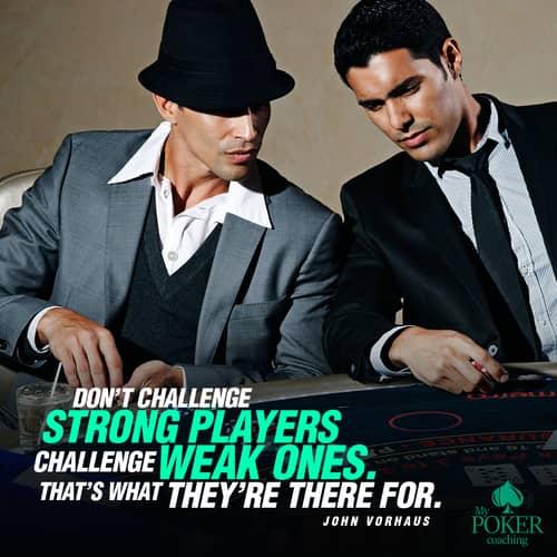 40. poker quote inspire