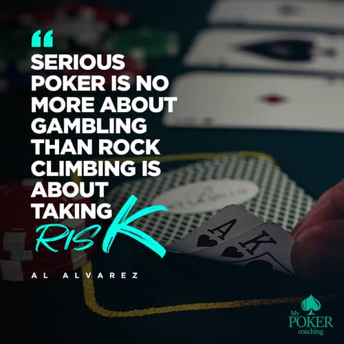 43. inspiration with poker quote