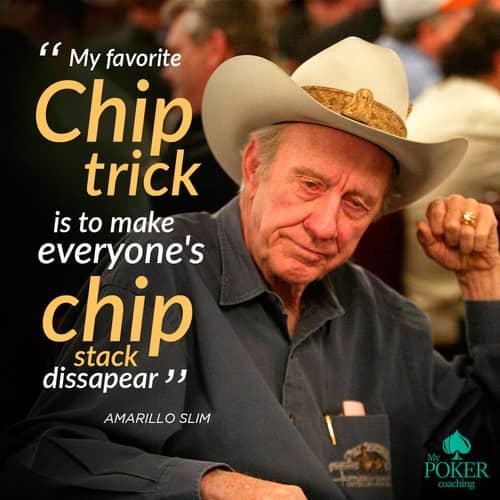 6. poker quotes Amarillo Slim