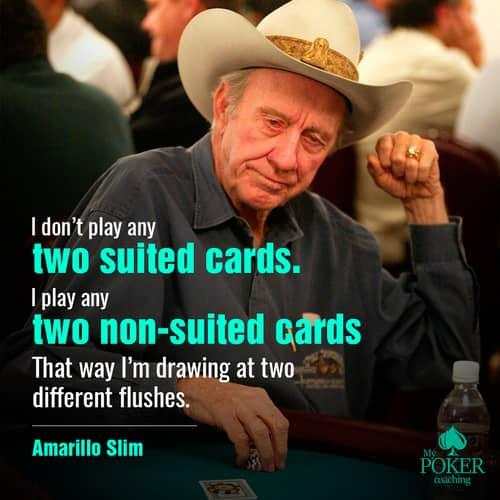 67. funny poker quotes phrases Amarillo Slim