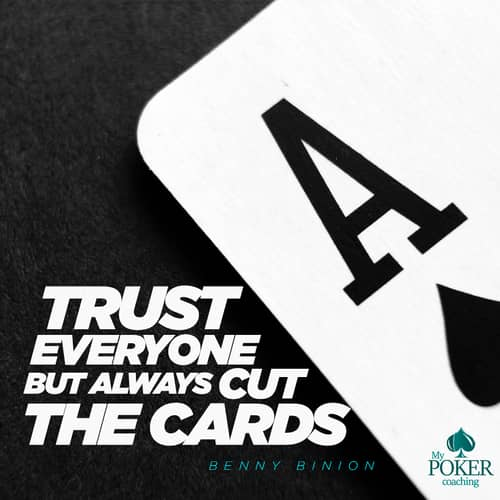 71. quotes about poker and life
