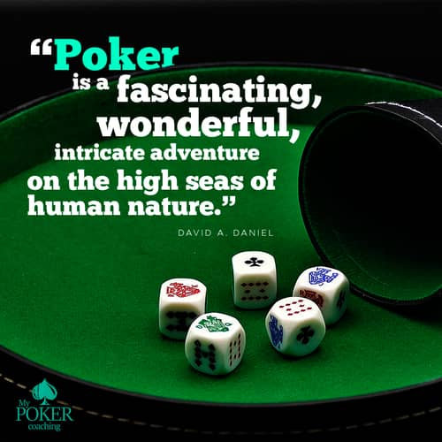 83. quotes about poker and life