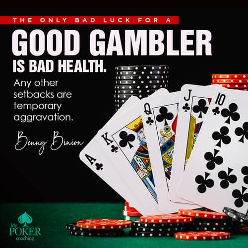 86. quotes about poker and life