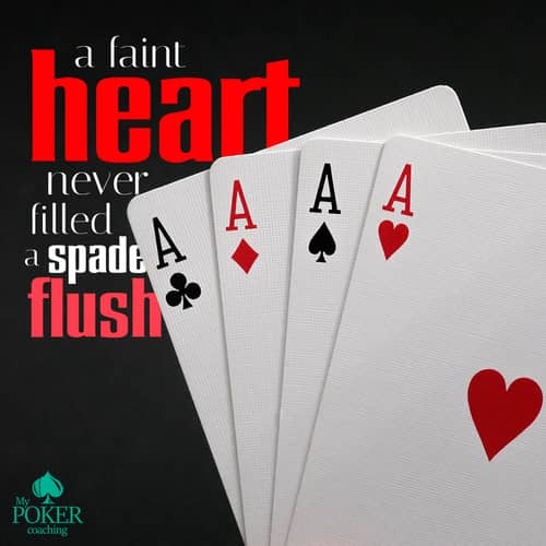88. quotes about poker and life