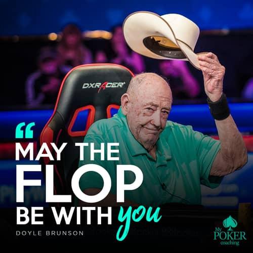9. poker quotes best Doyle Brunson