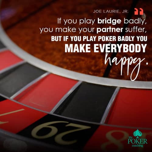 94. famous poker sayings