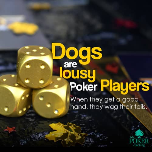 96. poker sayings