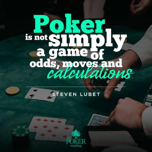 98. new poker sayings