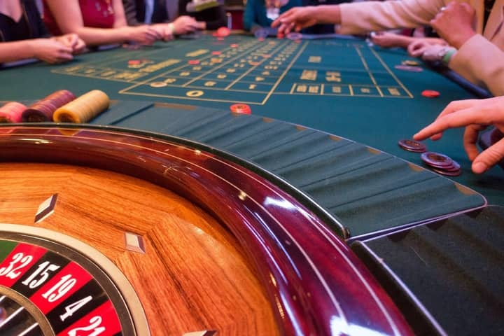 roulette online casinos