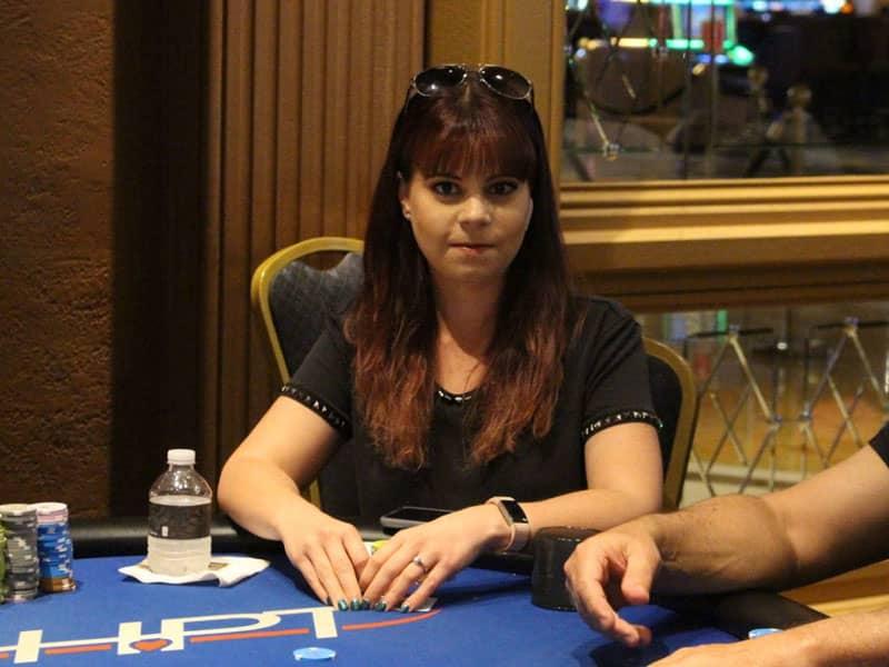 Famous Women Poker Players Annette Obrestad