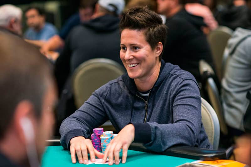 Top Female Poker Player Vanessa Selbst