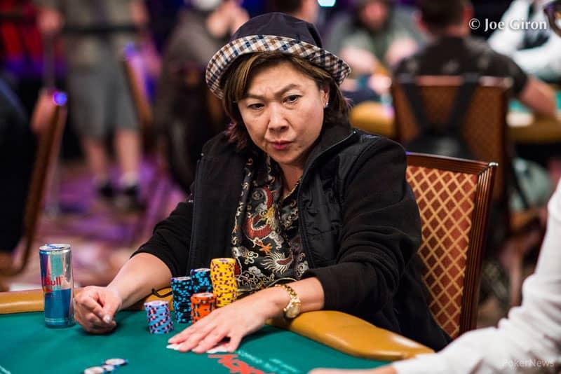 Top Female Poker Players JJ Liu