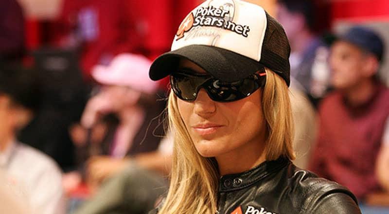 Top Women Poker Players vanessa rousso