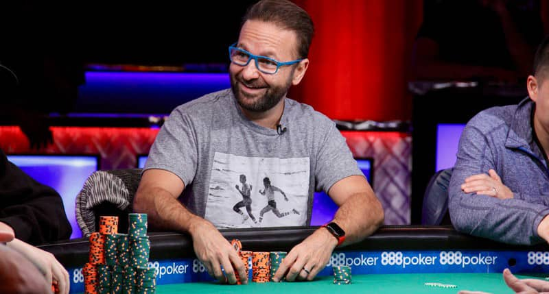 best poker players of all time daniel negreanu