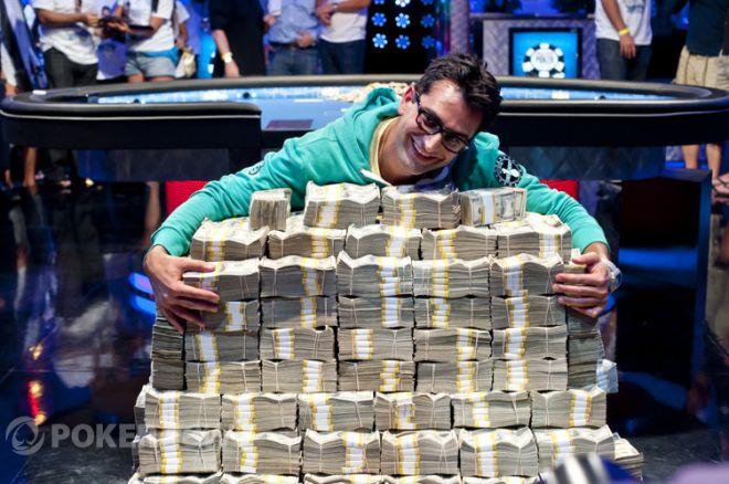 biggest poker win Antonio Esfandiari