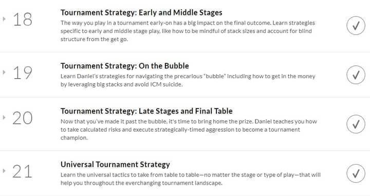 daniel negreanu masterclass review mtt tournaments